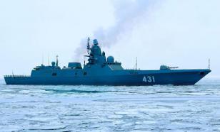 """""""Адмирал Касатонов"""" в Баренцевом море испытает артиллерию"""
