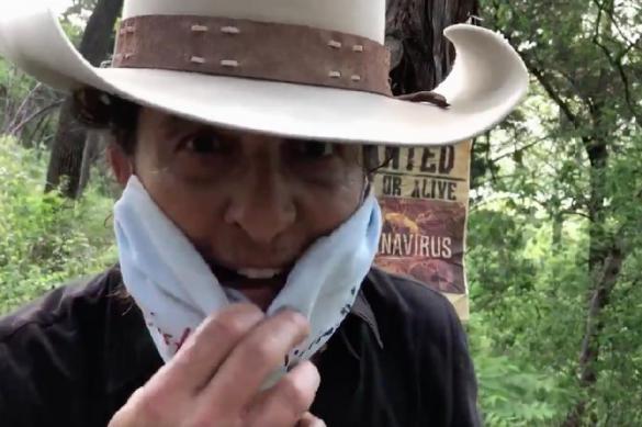 Мэттью Макконахи снял видео про коронавирус