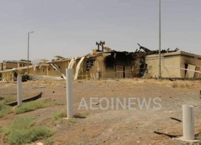 Иран признал, что пожар на ядерном объекте нанес значительный ущерб