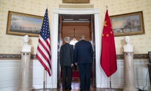 Почему молчит Китай?