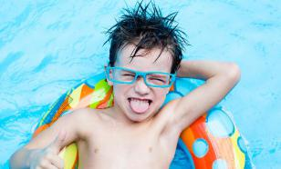 """Парк водных развлечений """"Ква-ква парк"""" приглашает детей и взрослых"""