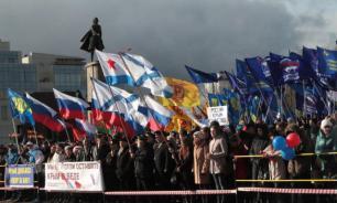 """""""Крым должен знать - вся Россия рада тому, что мы вместе"""" - мнение"""