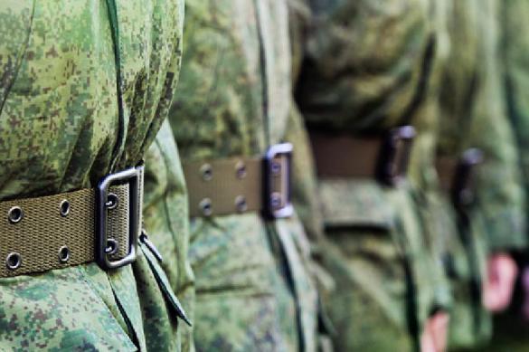 Пропавший во время учений солдат просил МЧС спасти его