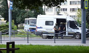 Луцкий террорист выстрелами пытался сбить полицейский дрон
