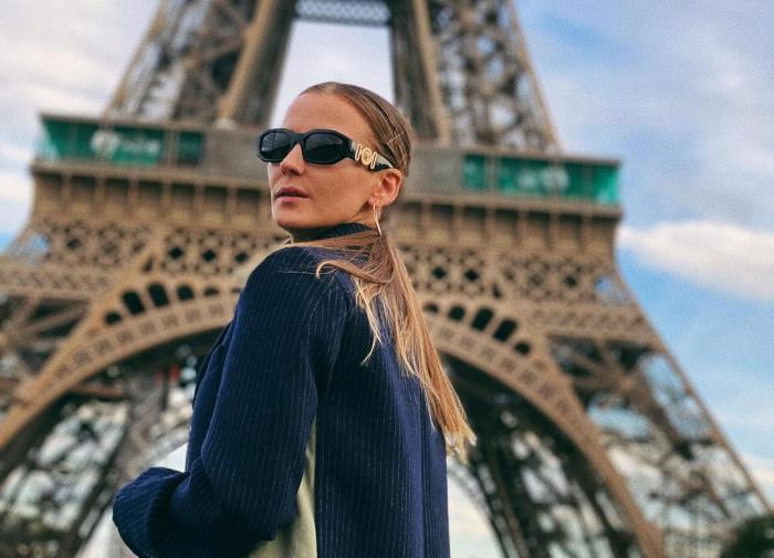 Папарацци поймали Жан-Клод Ван Дамма с красавицей из Украины