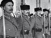 "Москву ""украшает"" плита пособникам нацистов"