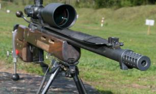 МЦ-116М - первая бесшумная снайперская винтовка
