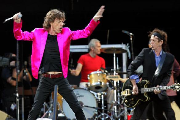 Rolling Stones выпустила новую песню впервые за восемь лет