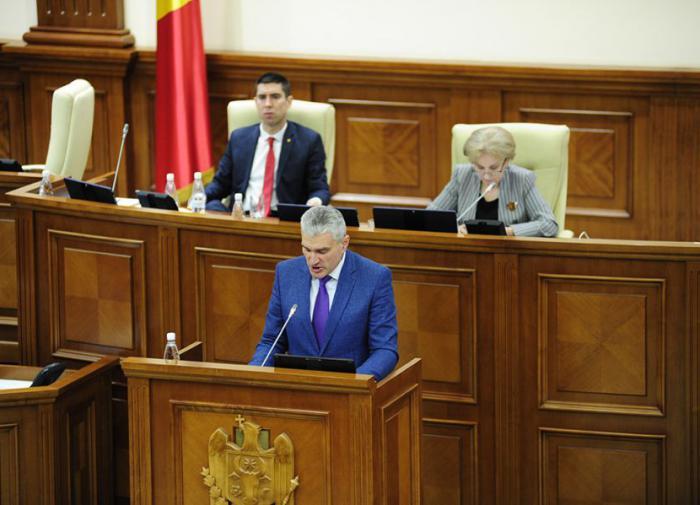 Молдавская оппозиция не сдается: готовится новый вотум недоверия