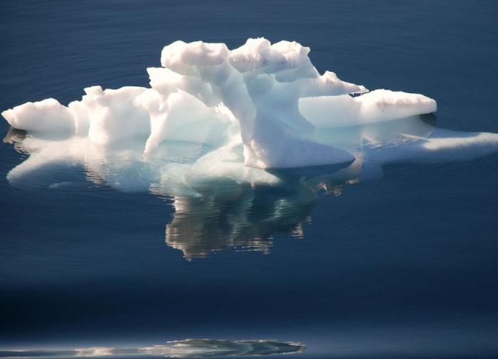 В акватории Финского залива спасли двух рыбаков с отколовшейся льдины