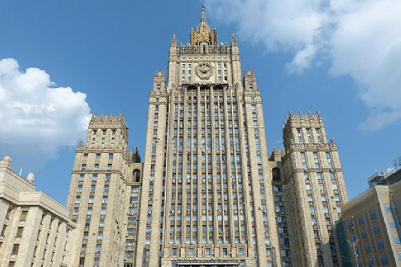 """Россия объявила румынского дипломата """"персоной нон грата"""""""