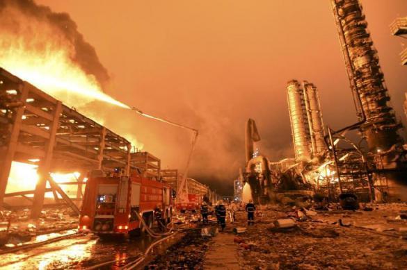26 человек пострадали при взрыве на заводе в Южной Корее