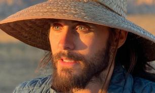 Джаред Лето провел 12 дней в пустыне за медитацией