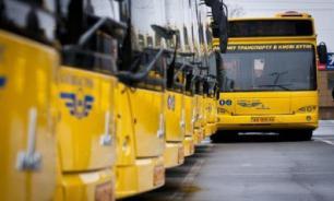 В Киеве полностью прекратит работу общественный транспорт