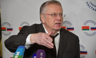 Жириновский заявил, что готов испытать на себе вакцину от коронавируса