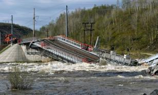 Гендиректор РЖД осмотрит поврежденный под Мурманском мост