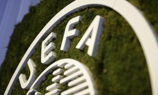 УЕФА опубликовал команду 2020 года