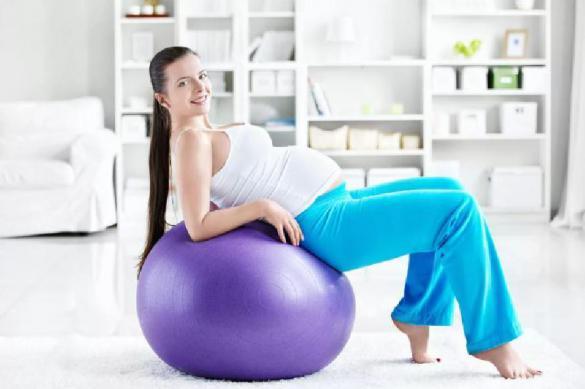 Фитнес для беременых