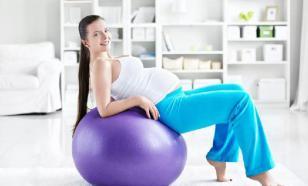 Фитнес для будущей мамы
