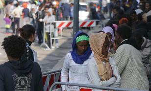 Беженца пытались провезти в Европу в чемодане
