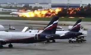 """Шереметьево и """"Аэрофлот"""" проверят после катастрофы Superjet"""