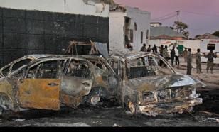 В Сомали террористы взорвали заминированный автомобиль
