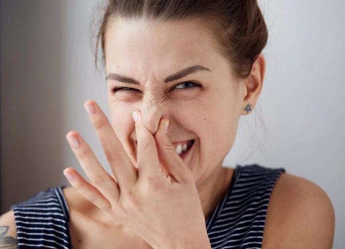 Продукты, вызывающие неприятный запах тела