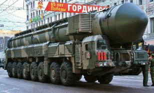 """Учебный пуск межконтинентальной ракеты """"Тополь"""" прошёл успешно"""