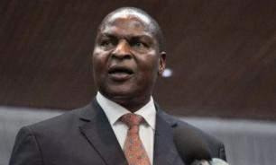 На выборах президента ЦАР победил действующий глава государства