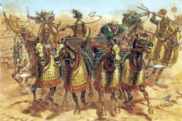 Как военное дело поддерживало экономику древней Ассирии