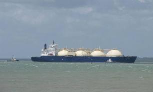 Россия опередила США в поставках сжиженного газа