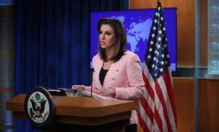Госдеп: Россия продала, а не подарила США маски и оборудование