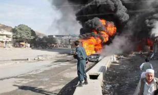 В Афганистане смертник подорвал автомобиль