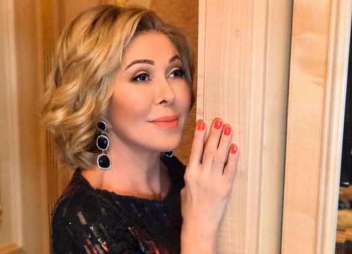66-летняя Любовь Успенская показала лицо после омоложения