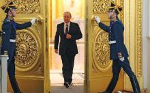 Скажет ли президент в послании о присоединении ЛДНР и Белоруссии