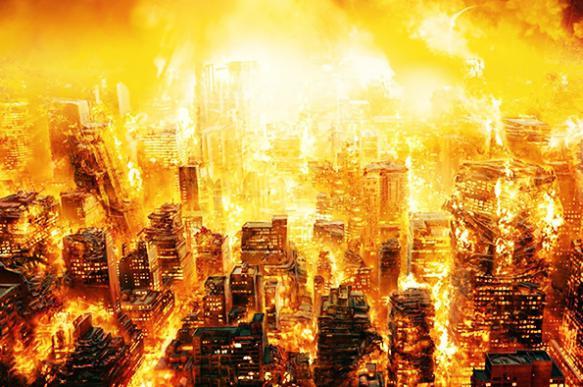 Индейское проклятие: Америка сгорает в адском пламени