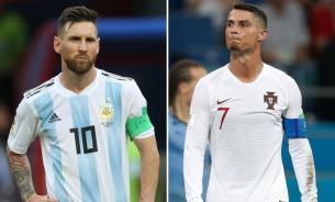 Месси обошел Роналду в рейтинге зарплат футболистов