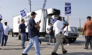 Сотрудники General Motors начали массовую забастовку в США