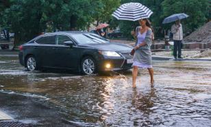 """В Москве синоптиками объявлен """"желтый"""" уровень погодной опасности"""
