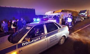 В Твери трое подростков погибли в результате ДТП с полицейским