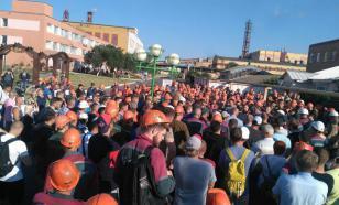 Массовые забастовки начались в Белоруссии
