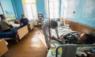 Украинских нацгвардейцев сразила эпидемия кори