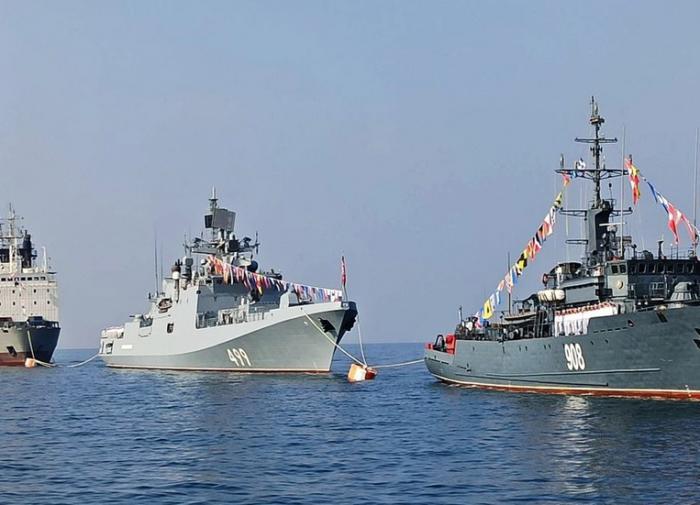 Военно-морской охват России расширяется новой африканской базой