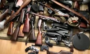 Банда торговцев оружием ликвидирована сотрудниками ФСБ
