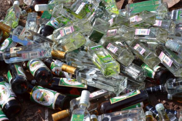 У жителя Воронежской области изъяли незаконный алкоголь
