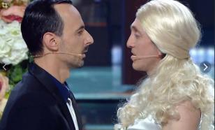Казаки потребовали закрыть ТНТ за мужские поцелуи