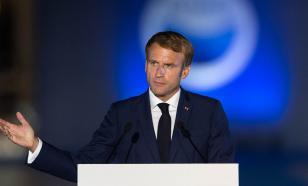 Президент Франции готов потратить 30 млрд евро на инновации