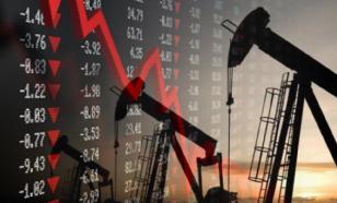Нефть подешевела почти на 9%, побив антирекорд 2002 года