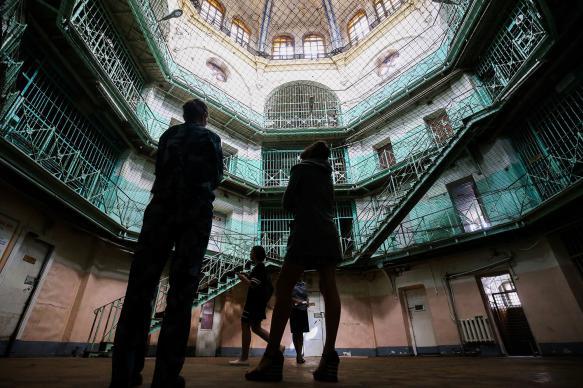 В России создадут трудовые лагеря для заключенных