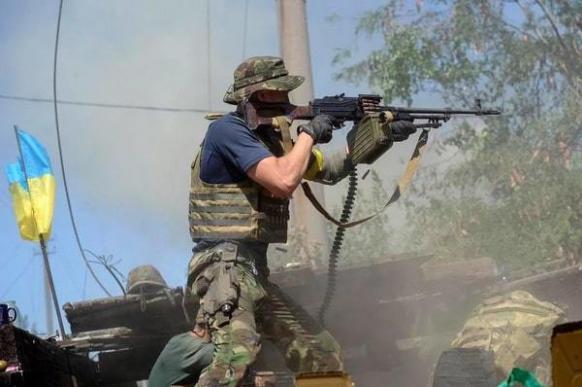 Гибридное перевооружение. Как украинцы пытаются избавиться от автомата Калашникова